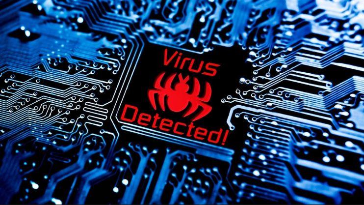Phần mềmđộc hại Virus máy tính