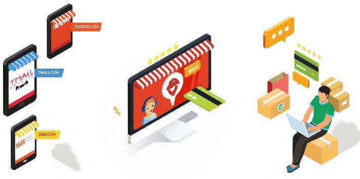 Lập trình app nhập hàng Trung Quốc, Taobao, Tmail