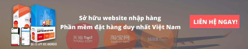 Làm app nhập hàng Trung Quốc tại Mona Media