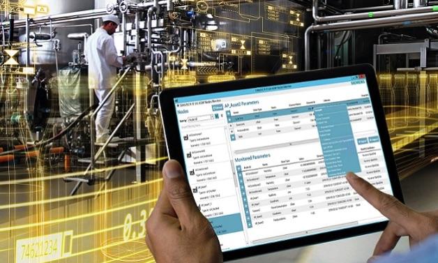 Hệ thống quản lý sản xuất MES