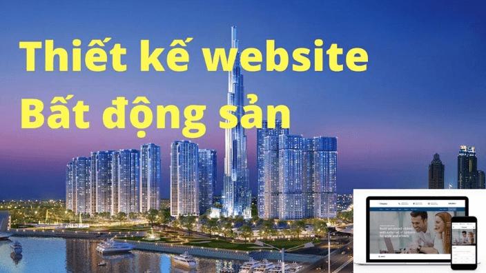chức năng cơ bản của website bất động sản.