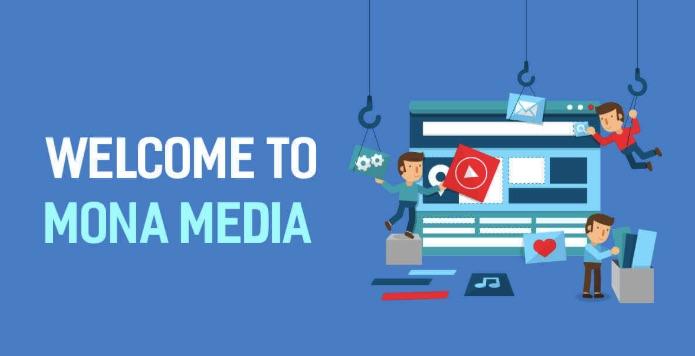 Công ty thiết kế website Mona Media