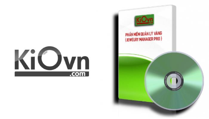 KiOvn Jewelry Management Pro - Phần mềm quản lý vàng bạc, đá quý