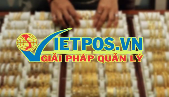 Việt POS - Phần mềm quản lý tiệm vàng đa tính năng