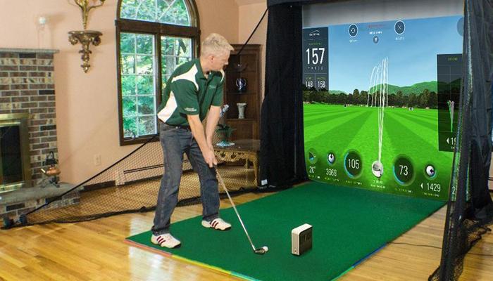 Phần mềm tập golf 3D chuyên nghiệp - SkyTrak