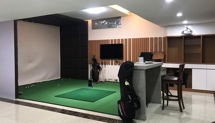 Ưu điểm của các phần mềm chơi golf 3D trong nhà