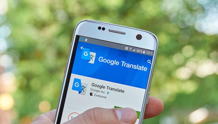 Phần mềm dịch tiếng Trung sang tiếng Việt bằng hình ảnh - Google Dịch