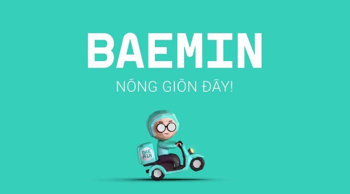 Beamin - ứng dụng đặt đồ ăn - giao hàng mới nổi của Hàn Quốc