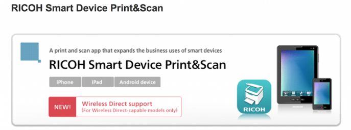 phần mềm hỗ trợ máy photocopy ricoh để print và scan