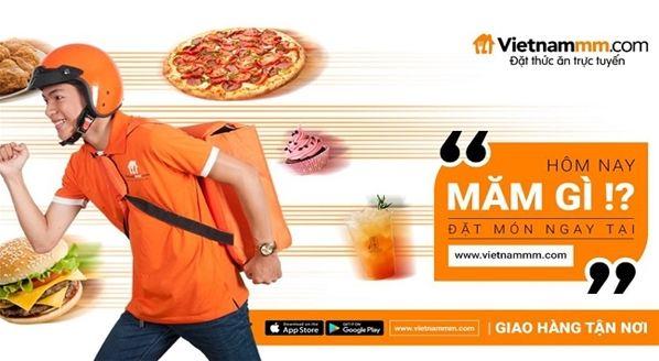 Vietnamm - website đặt đồ ăn online
