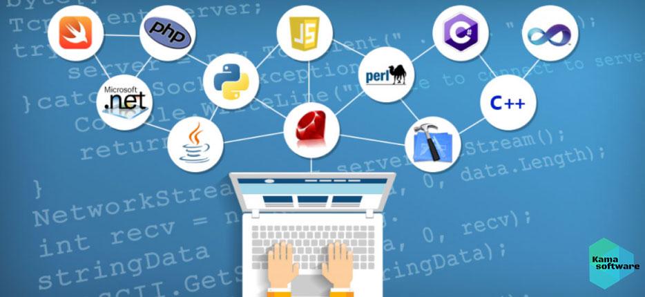 Công nghệ làm web học trực tuyến.