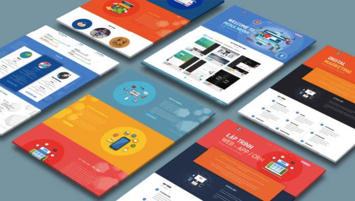 Mona Media - thiết kế website toàn quốc