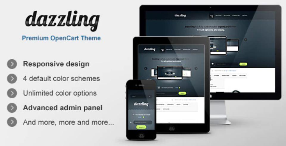 tải theme wordpress bán hàng miễn phí Dazzling