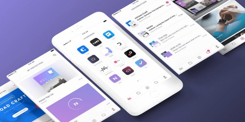phần mềm thiết kế giao diện app mobile